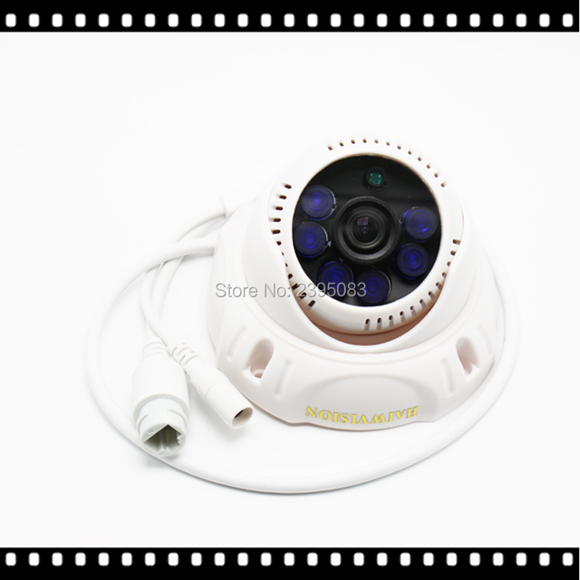 Multi-language Full HD 1080P POE IP Camera H.264 ONVIF Infrared Camera Surveillance CCTV CAM