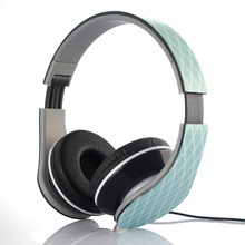 Foldable Headphone Headset 3.5mm Earphone Stereo Headset Headphone for MP3,4 ,PC, iPhone,Android Smartphone