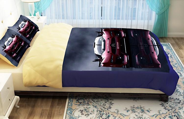 3d bedding sets cotton 3