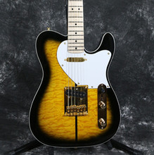 Free shipping New style Merle Haggard signature TL electric guitar Tuff Dog gold hardware