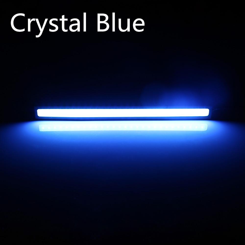 HTB18f7FQkzoK1RjSZFlq6yi4VXaY 1 Pcs 17cm Waterproof Daytime Running Light COB DRL LED Car Lamp External Lights Auto Universal Car Styling Led DRL Lamp