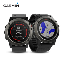 GARMIN Fenix 5X Sapphire GPS Bicycle computer Riding speedometer Ride/Running Watch Wrist Heart Rate Smart Riding Waterproof