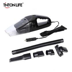 TINTON LIFE aspiradora portátil para coche 12V CC Longitud del Cable 5M