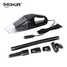 TintonLife Aspirador Portable Del Coche 12 V DC Longitud Del Cable 5 M