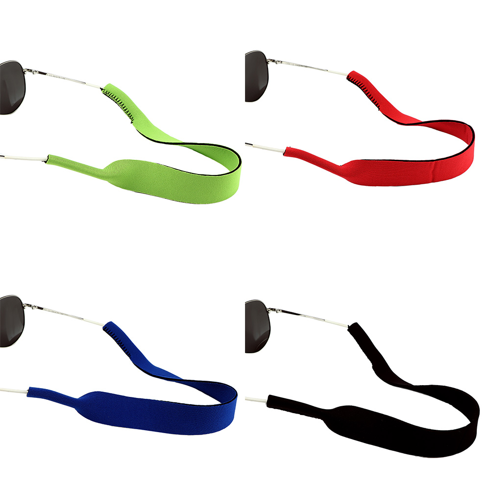 1PCS Outdoor Sports 33.5cm Adjustable Anti Slip Sunglasses Strap Neoprene Elastic Stretchy Spectacle Rope Band Holder
