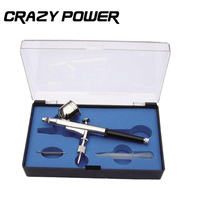 Crazy Power 0 2 0 5mm Dual Action Dual Action Airbrush Pen Air Brush Spray Gun