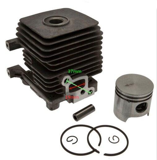 Cortador de escova aparador de grama cilindro set dia 34mm repalcement apto para stihl FS38 FS45 FS55|Acessórios para ferramenta elétrica| |  - title=