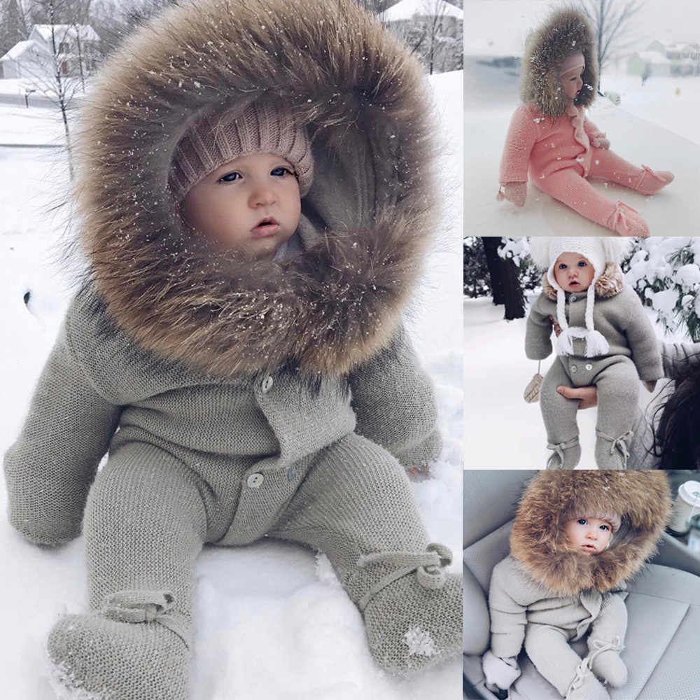 976e9d8a2 Detail Feedback Questions about Infant Baby Rompers Winter Clothes ...