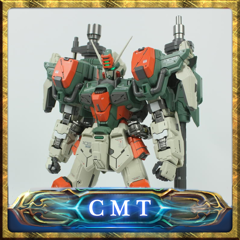 CMT Instock POISON TOYS MO SHOW 1/72 BUSTER METAL BUILD ACTION MODELFOR ANIME TOYS FIGURE