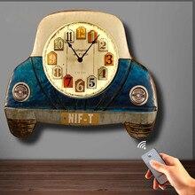 Винтажная детская прикроватная тумбочка для спальни, передние настенные часы, бра, настенный светильник, дизайн кровати, светодиодный настенный светильник, Художественный орнамент, подарок