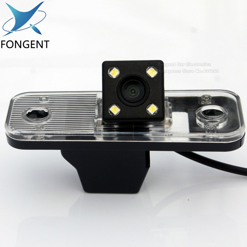 Rear View Back Monitor Camera for <font><b>Hyundai</b></font> New Santafe <font><b>Santa</b></font> <font><b>Fe</b></font> Azera IX45 2001 2002 2003 2004 2005 2006 2007 2008 2009 <font><b>2010</b></font> 2011 image