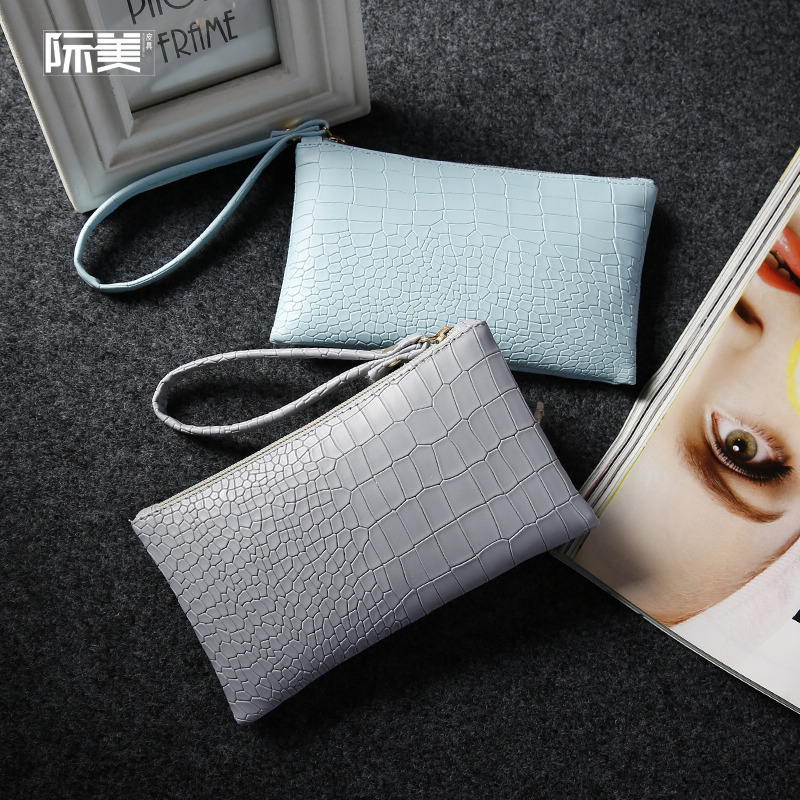 9f09f419ff46f PU deri kadın bozuk para çantaları mini manşonlar cüzdan kadın para  torbalar çanta bolsos mujeres carteira bolsas feminina için kız