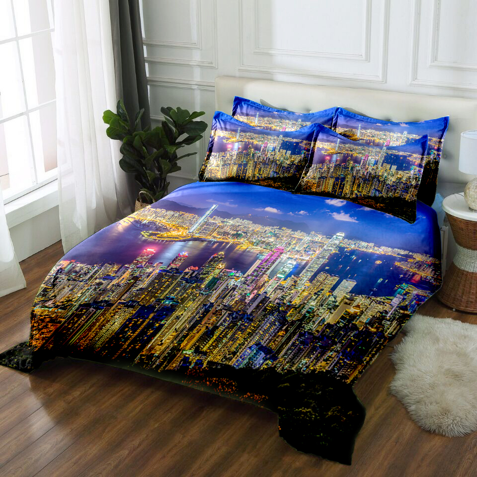 family size bed sheet Duvet Cover Pillowcase  bed cover 3D Bedding Set Twin Full Queen California king Double Bed set king sizefamily size bed sheet Duvet Cover Pillowcase  bed cover 3D Bedding Set Twin Full Queen California king Double Bed set king size
