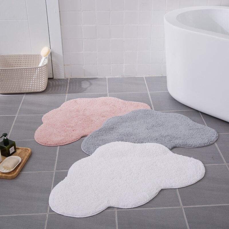 Tapis enfants en forme de nuage de coton tapis de sol de jeu tapis de pépinière enfants tapis couverture de bébé tapis de tipi décor de chambre accessoires Photoshoot
