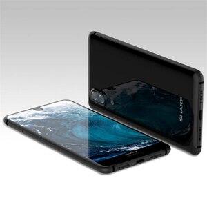 Image 4 - Смартфон SHARP AQUOS C10 S2 с глобальным ПО, 4 ГБ ОЗУ 64 ГБ ПЗУ, Snapdragon 630 восемь ядер, 5,5 дюймовый экран, мобильный телефон с NFC и двойной камерой 12 Мп