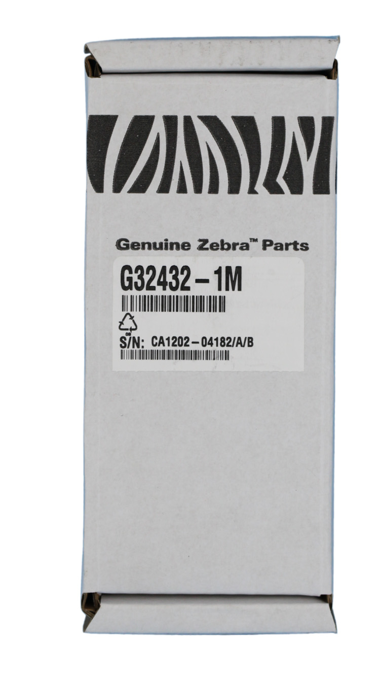 original G32432-1M printhead for Zebra 105SL 203dpi barcode printer