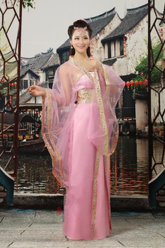 Chinese Traditional Women Tang Ancient Costume Dance Hanfu Costumes Princess Dynasty Chinese Opera Dress 2020 women chinese princess costume hanfu traditional dance costumes girls enfants folk ancient hanfu tang dynasty dress