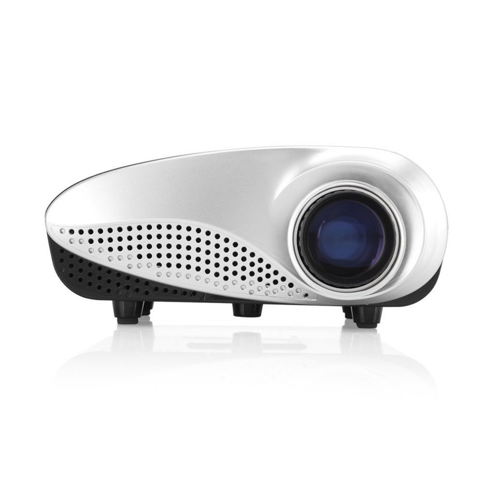 Mini LED Projector Portable Home Theater Video Projector Home Multimedia Cinema TV Laptops font b Smartphones