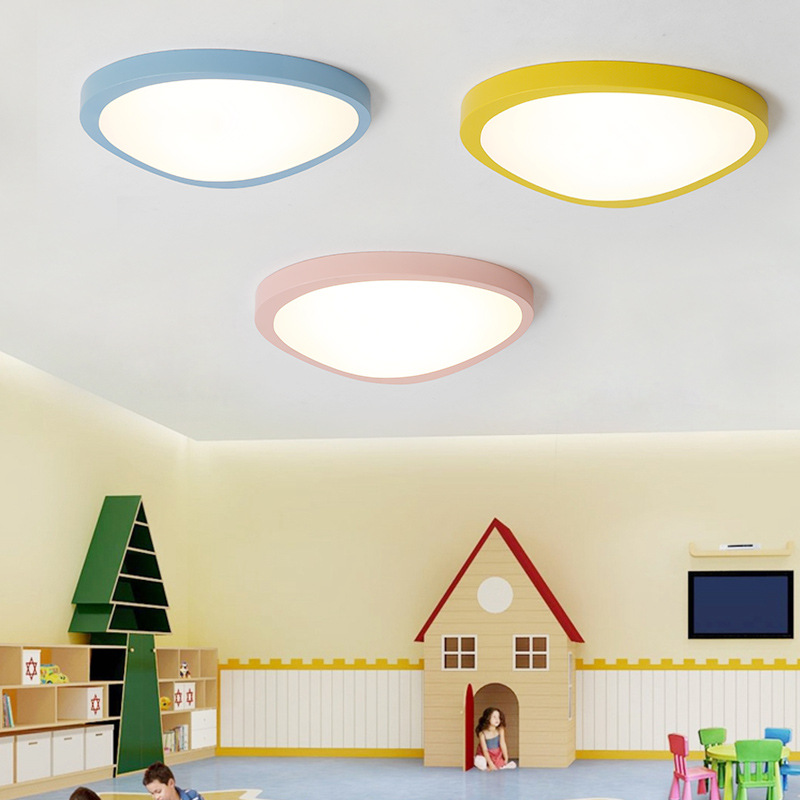 Xsky Ultra Thin Led Ceiling Lamp Macaron Color Nordic LED Ceiling Light lampada led Living Room Kids Room Corridor Home Deco цена 2017