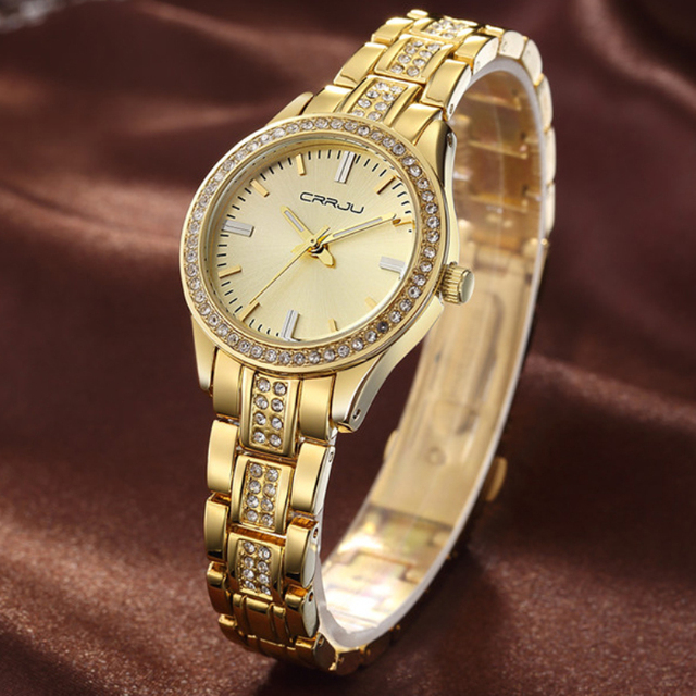 Brand Luxury Women Watches Ladies Casual Quartz Watch Female Clock Silver Stainless Steel Bracelet Dress Watch relogio feminino
