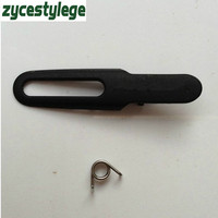 Zycestylege QW Black Replacement Case Cover Spring For Sony Ericsson MH100 MH110 MW600 Bluetooth Headsets