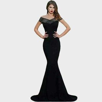 d075c6719da0 Comprar MUXU vestido negro patchwork moda ropa sukienka mujer ropa ...