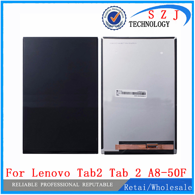 New 8'' inch For Lenovo Tab2 Tab 2 A8-50F A8-50 F/LC LCD Display Screen Digitizer Repairing Part free shipping