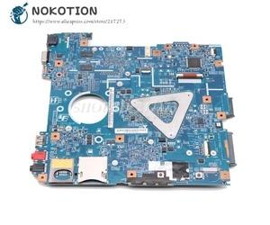Image 3 - NOKOTION For Sony Vaio PCG 61911W VPCEG VPCEG18FG Laptop motherboard HM65 DDR3 GT410M 48.4MP01.021 MBX 250 MAIN BOARD