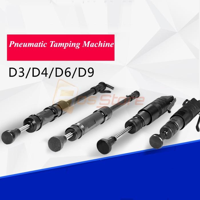D3 Pneumatic tamping machine earth Sand Rammer Tamper Hammer Sander 320-420mm US