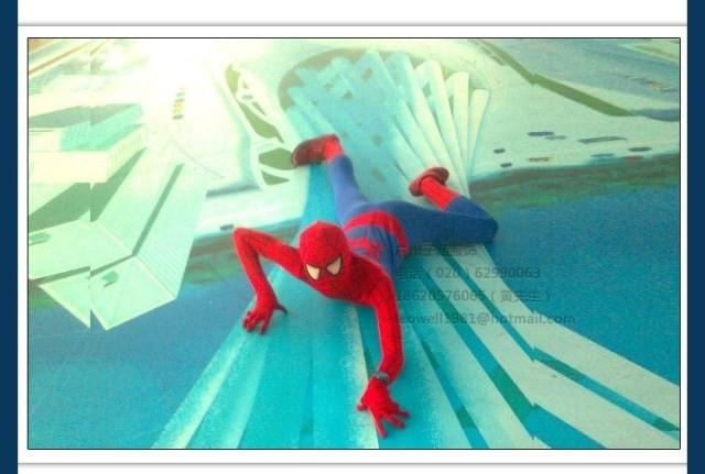 DB23580 Adult spiderman costume-12