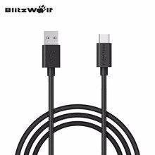 BlitzWolf 3.33ft/1 м 3А двусторонняя Двухсторонней Обратимым USB Type-C Телефон Кабель для Передачи Данных для Xiaomi Для Huawei Мобильного Телефона