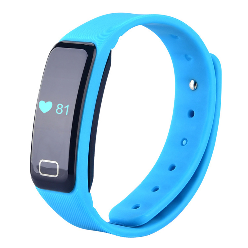 2017 Fitness Tracker Watch Heart Rate Monitor Bracelet IP67 Waterproof sports Swimming Smart Band Wristband for Android iOS- wireless heart rate monitor watch smart pedometer fitness tracker for sports