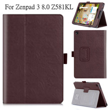 For ASUS Zenpad 3 8.0 Z581KL Luxury Tablet Stand Cover Durab