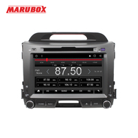 MARUBOX 2 Din Car Multimedia For Kia Sportage Android 6.0 DVD Player 2010 2011 2012 GPS Bluetooth Stereo Radio Audio 8A201R16