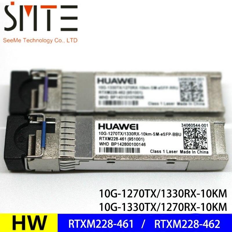 HW RTXM228-462 34060546-001 RTXM228-461 34060544-001 10G-1330TX/1270RX-10KM-SM-eSFP-RRU 10G-1270TX/1330RX-10KM-SM-eSFP-RRUHW RTXM228-462 34060546-001 RTXM228-461 34060544-001 10G-1330TX/1270RX-10KM-SM-eSFP-RRU 10G-1270TX/1330RX-10KM-SM-eSFP-RRU