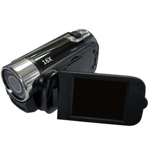Image 4 - Full HD 1080P Цифровая видеокамера 2,7 дюймов ЖК экран Цифровая камера 16X цифровой зум анти встряхивание DV DVR видеокамера