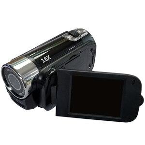 Image 4 - Full HD 1080P Máy Quay Video Kỹ Thuật Số Màn Hình LCD 2.7Inch Màn Hình Máy Ảnh Kỹ Thuật Số 16X Zoom Kỹ Thuật Số Chống DV đầu Ghi Hình Ghi Máy Quay Phim