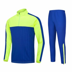 New Real Soccer Tracksuit Men Long Sleeve Sport Training Suit Kids Survetement Football 2019 Chandal Futbol Sweater With Pants