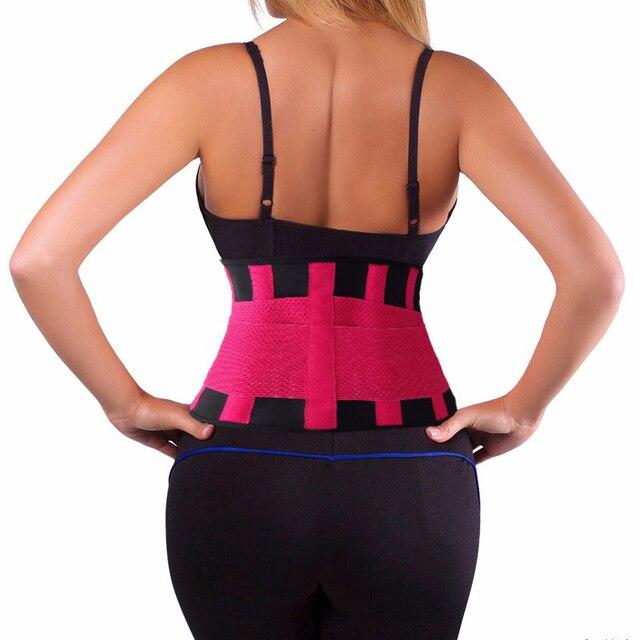 Waist Trainer Cincher Hot Sweat Belt Body Shaper Tummy Slimming Underbust Corset YS-BUY 3
