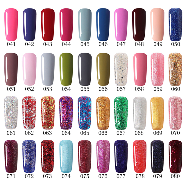 Gouserva Hot Sale Gel Nail Polish Vogue and Eco friendly Soak Off ...