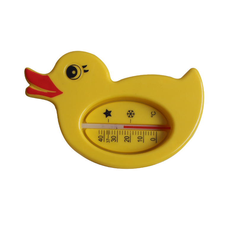 RanDal Carton Animal Baby Bath Swimming Pool Spa Floating Tub Thermometer Water Temperature Meter Blue Whale