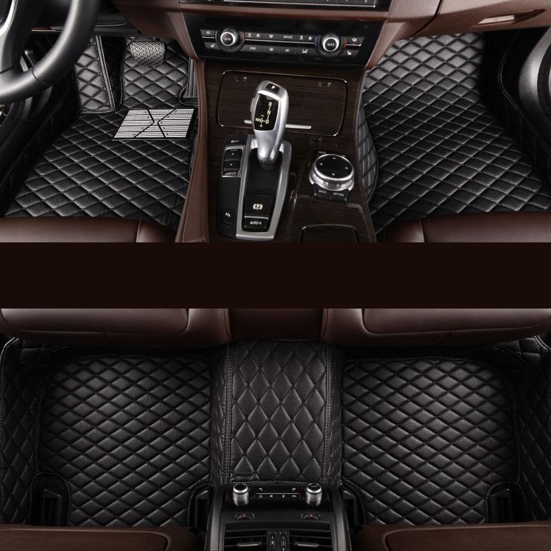 Kalaisike Personnalisé de voiture tapis de sol pour Lexus Tous Les Modèles ES EST LS RX NX GX GTH GS LX car styling accessoires de voiture