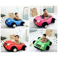 Cartoon car Child learning seat