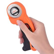 Scrapbooking Quilting Sewing 45mm Rotary Cutter Knife With Ergonomic Handle For Fabric(China)
