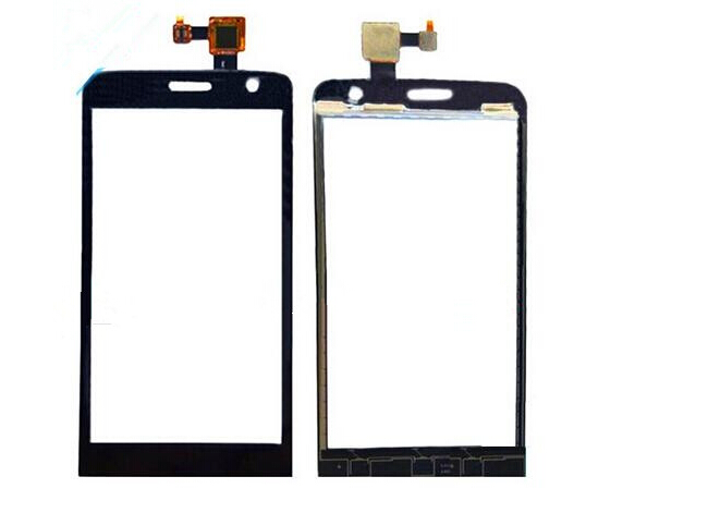 Black original high quality touch screen FOR Explay flame Panel Digitizer Glass Sensor Replacement
