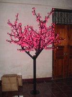 Рождество новый год свадебный Декор led cherry blossom дерево 864 шт. розовые шарики 1.8 м/6ft высота 110/ 220vac непромокаемые открытый Применение