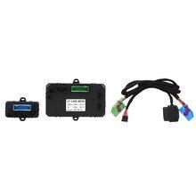 Remote Start Car Engine Start/Stop System Fit For Mercedes Benz M W164 GL X164 R W251 No Car Key Inside Car No Wire Cut With OBD