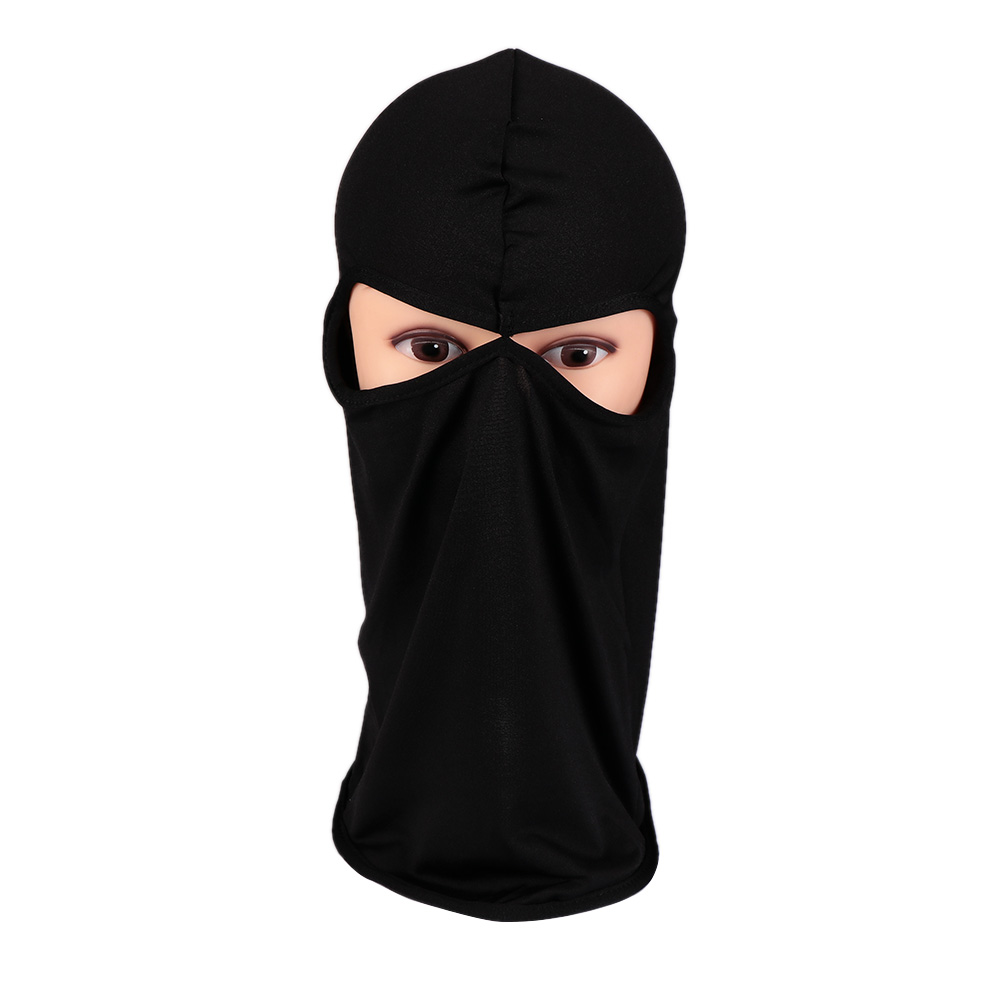 1PC Unisex Full Face Mask Balaclava Ultra-thin Motorcycle Cycling Ski Neck Outdoor Breathable Windproof Protecting Mask