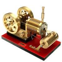Противопожарных двигатель Стирлинга, цельнометаллический модель двигателя, креативный подарок, подарок на день рождения