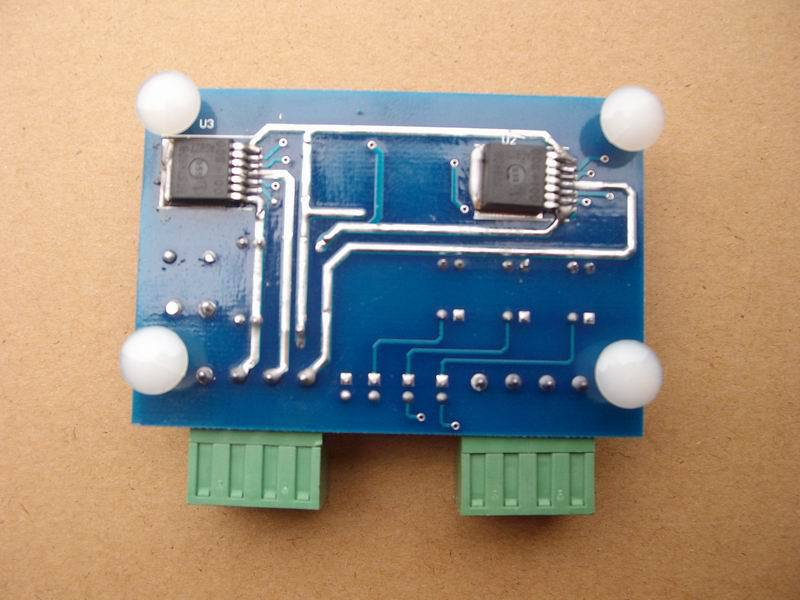 Free shipping 1pcs BTS7960 high power DC motor driver-in Motor Driver from Home Improvement
